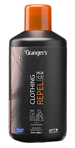 (Grangers Clothing Repel/Wash-in Waterproofer for Outerwear / 1ltr )