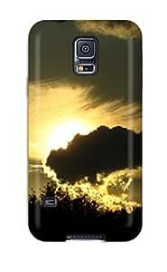 High Grade TurnerFisher Flexible Tpu Case For Galaxy note4 - Cloud
