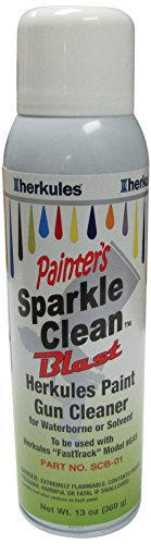 (Herkules SCB06 Sparkle Clean Blast, (Pack of 6))