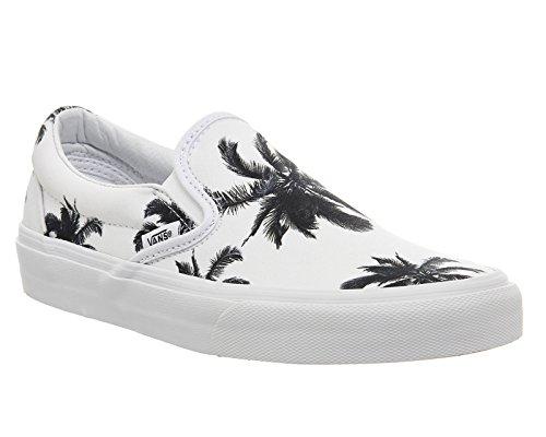 VANS Zapatillas Palm Print White