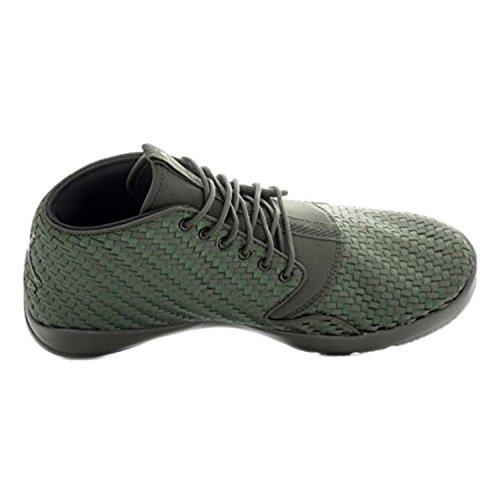 Chukka Mens Shoes Nike Sneakers Trainers Jordan Air Black Sequoia Eclipse 881453 ICItwOq