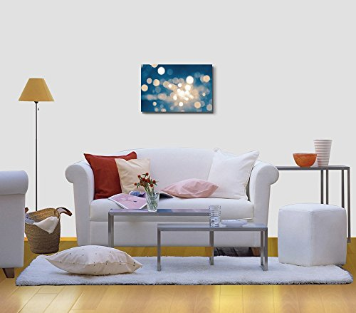 Defocused Blurred City Light Home Deoration Wall Decor