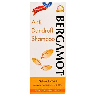 Herbal Shampoo Bergamot Delicate Shampoo for Hair Loss Anti Dandruff for All Hair Type 200 Ml, 7oz