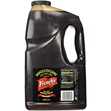 French's Worcestershire Sauce, Original 1.0 Gallon Jug