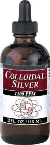 Colloidal Silver Highest Potency 1,100 ppm Innovative Natural Products
