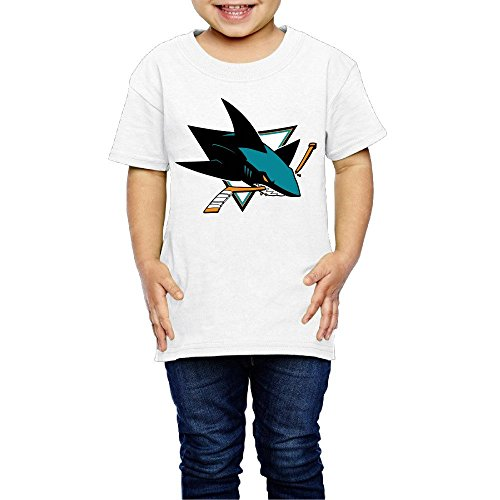 San Jose Sharks Logo Ice Hockey California Tee