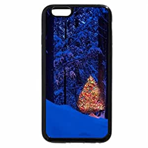 iPhone 6S Plus Case, iPhone 6 Plus Case, Christmas tree in the woods