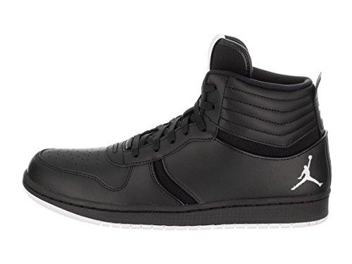 Nike Herre Jordan Arv Syntetiske Trænere Sort / Hvid-sort 3kgV7TkdtO
