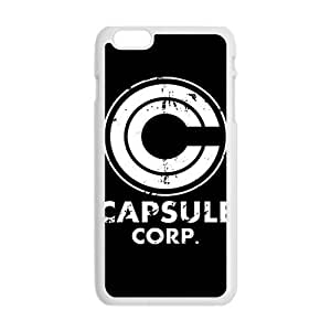 Cool Painting capsule corp logo Phone Case For Iphone 4/4S Cover