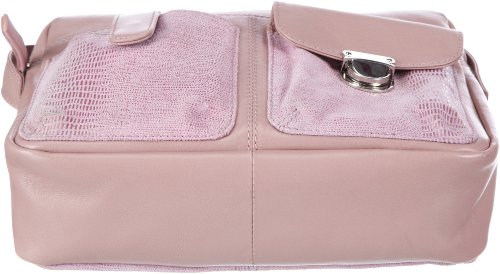 Bodenschatz Bolso bandolera Modena Pink (rose)