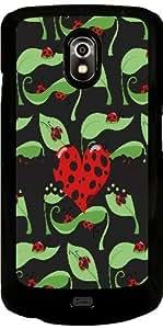 Case for Samsung Galaxy Nexus i9250 - Ladybug Riches by ruishername