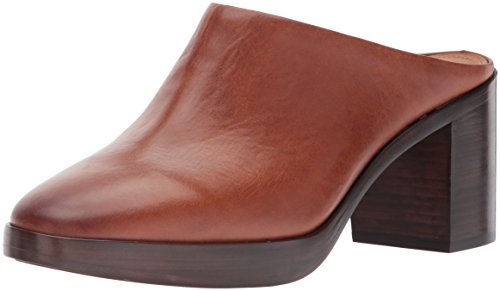 FRYE Women's Joan Campus Mule, Redwood Smooth Antique Pull Up, 8 M ()