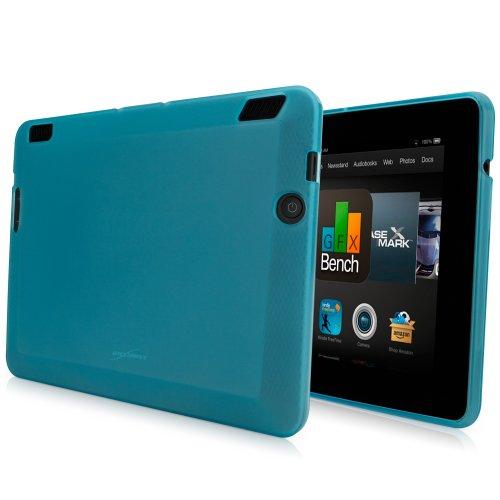 BoxWave Amazon FlexSuit Premium Turquoise