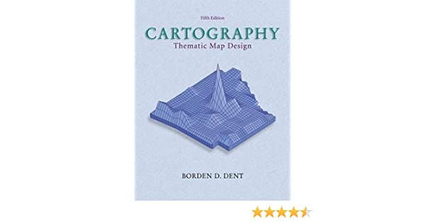 Cartography Thematic Map Design on