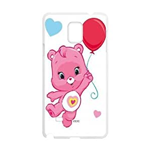 SamSung Galaxy Note4 phone cases White Care Bear fashion cell phone cases UYIT2286268