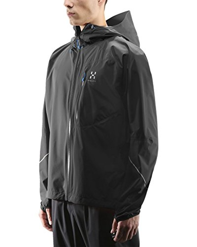 Haglofs L.I.M III Gore-TEX Jacket - AW18 - Small - Black by Haglofs (Image #3)