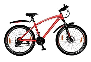 ca71d5170556b Image Unavailable. Image not available for. Colour  NEYSA Kross Maximus Pro  26t Ms Fd Matt Steel Unisex Mountain Bicycles ...