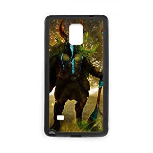 Dota 2 Samsung Galaxy Note 4 Cell Phone Case Black TPU Phone Case SV_166478