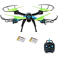 Goolsky JJR/C H98 2.4G 4CH 6-Axis Gyro 0.3MP Camera Drone Auto-Return CF Mode RC Quadcopter with One Extra Battery