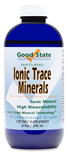 Good State Liquid Minerals servings