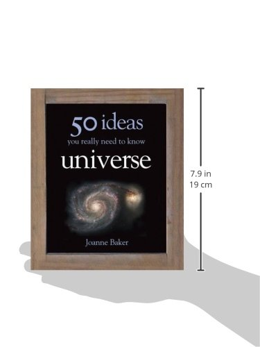 50 ideas you really need to know universe joanne baker 50 ideas you really need to know universe joanne baker 9780857381231 amazon books fandeluxe Choice Image