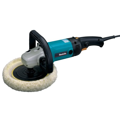 Makita 9227C 7-Inch Hook and Loop Electronic Polisher/Sander