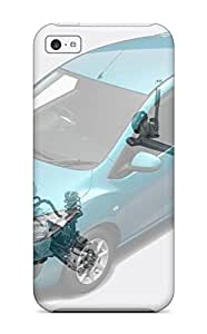 Dixie Delling Meier's Shop New Style 5524433K55688748 Ultra Slim Fit Hard Case Cover Specially Made For Iphone 5c- Mazda Demio 8