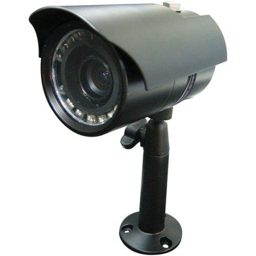 SPECO Technologies (VL-66) Weatherproof D/N Camera w/VF Lens & IR Lens (Color) ()