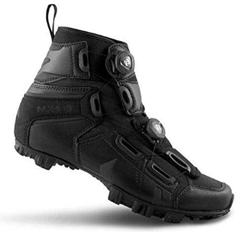 Lake MX145 Shoes - Men's - black, eu 41 by Lake