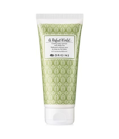 A Perfect World Creamy Body Cleanser with White Tea, 6.7 (Creamy Body Cleanser With White Tea)
