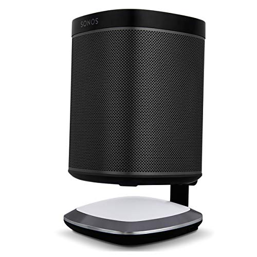 Flexson Illuminated Charging Stand for Sonos Play:1 - (Each) Black