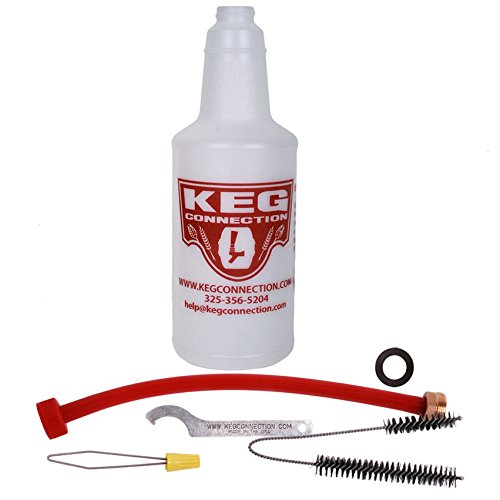 Beer Line Cleaning Kit by Kegconnection COMINHKPR00662