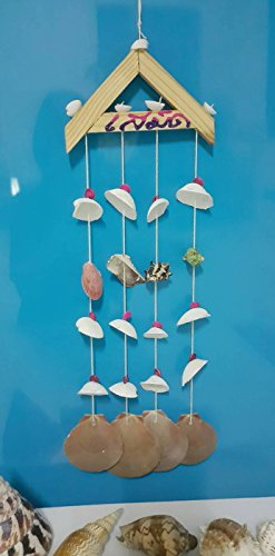 handmade-home-seashell-haning-wind-chime-small-size-wide-55-x-length-17