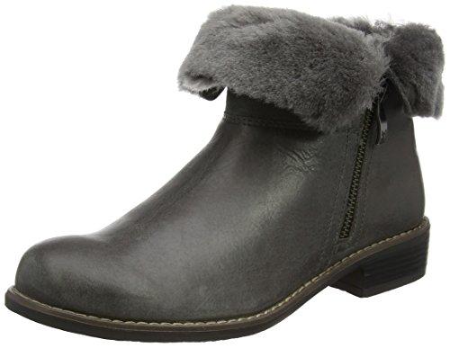 Boots 3 25353 Caprice Women's Grey qwtnFfI