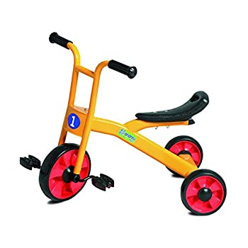 Image of Kids' Tricycles Andreu Toys 90002 Endurance Trike 2-4 Years, Multicolour, 62 x 52 x 43 cm