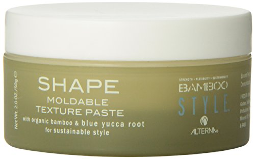 Alterna Bamboo Style Shape Moldable Texture Paste for Unisex, 2 Ounce by Alterna