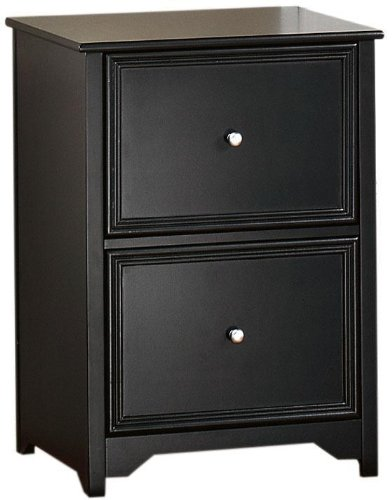 black wood filing cabinet oxford file cabinet 2 drawer black buy in uae 12449