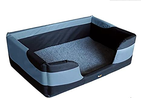 xueyan& Kennel perro grande lavable cama cuatro estaciones disponibles, s-54*37*
