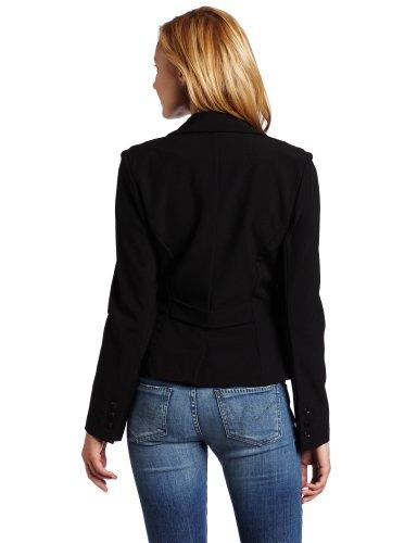 A. Byer Juniors Long Sleeve Button Welt Jacket 15