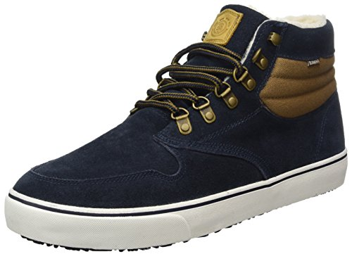 Element Topaz C3 Briljant Heren Chukka Boots Navy Breen