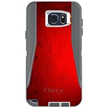 CUSTOM Grey / White OtterBox Defender Series Case for Samsung Galaxy Note 5 - USSR Soviet Flag Old
