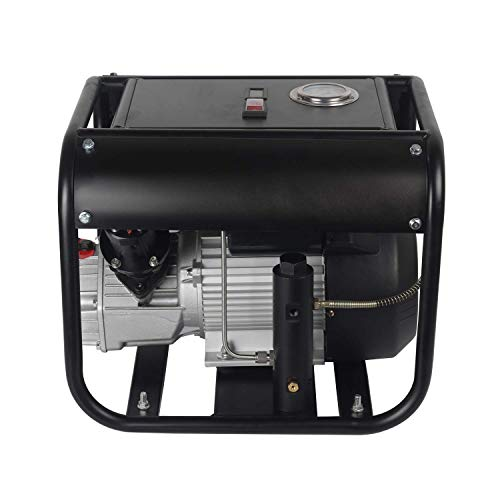 HPDMC 110v 4500psi High Pressure Air Compressor PCP Paintball Fill Station & Charging System (LM50-Auto)