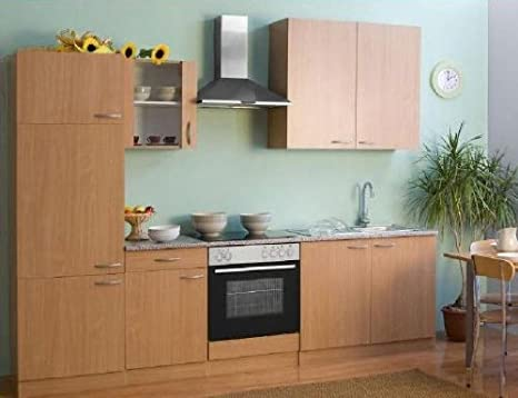 Mebasa mebakb27eag cucina, cucina riga 270 cm, Blocco cucina in ...