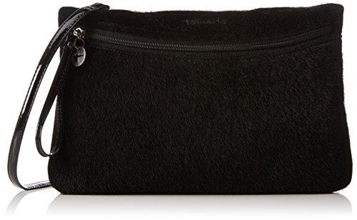 Tamaris Smita Clutch Bag - Bandolera para mujer, talla 28x18x1 cm (B x H x T) Negro