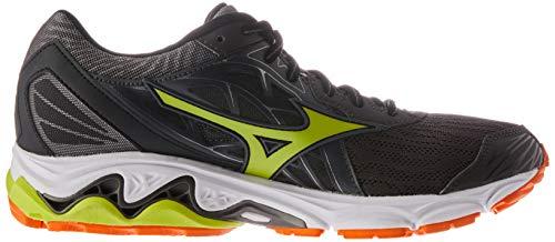 Vibrantorange Mizuno Multicolore Wave De Chaussures 14 40 magnet Inspire Course Pour Homme Limepunch xXE8PqBwE