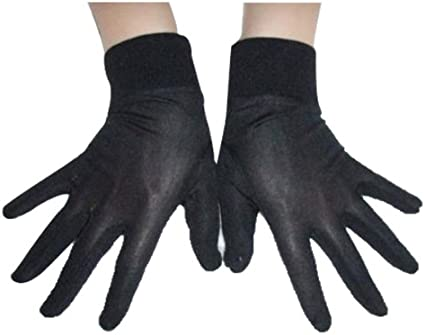 Pure Silk Liner Gloves Under Glove for Ski Motocycle Skiing Cycling Running S-XL