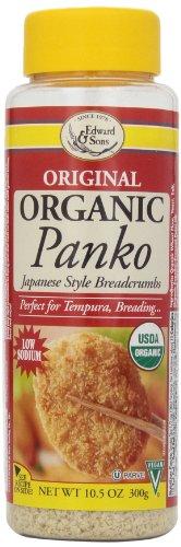 - Edward & Sons, Panko, Vegan, 10.5 oz