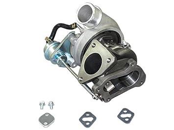 ct12b Turbo Land Cruiser 1 kz-te Diesel Toyota Turbocompresor: Amazon.es: Coche y moto