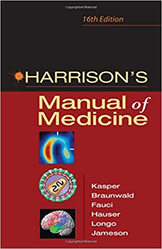 Buy harrisons manual of medicine 16th edition book online at low buy harrisons manual of medicine 16th edition book online at low prices in india harrisons manual of medicine 16th edition reviews ratings amazon fandeluxe Choice Image