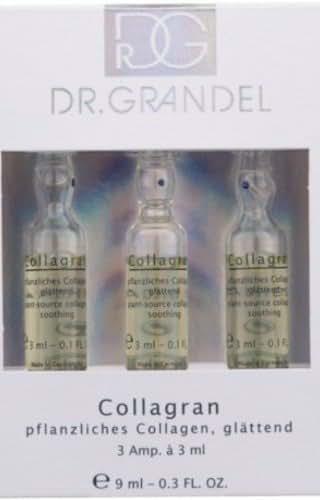 Dr Grandel Active Collagran Ampoule 3 Ml X 24. Restructuring and Smoothing Ampoule. Restructuring and Smoothing Ampoule
